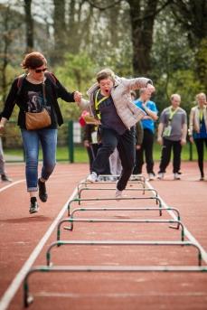 'Sport voor specials' brengt sport binnen het bereik van iedereen met een mentale beperking. Het evenement vormt een ideaal kennismakingsmoment met verschillende G-sporten zoals atletiek, racket- en balsporten, gymnastiek en gevechtssport. Per sport worden verschillende niveaus voorzien zodat iedereen kan deelnemen.